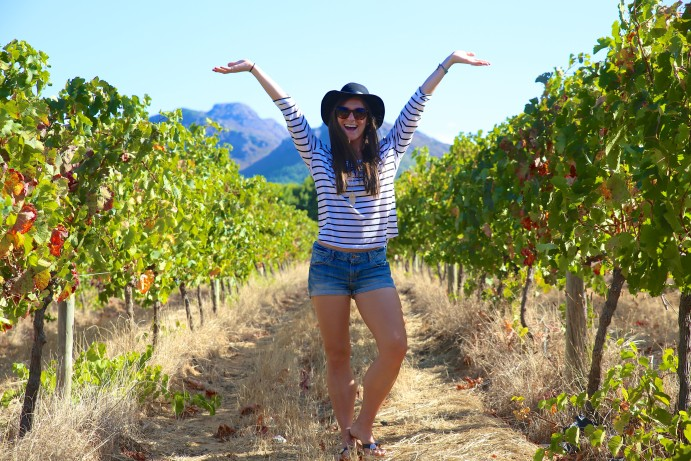 Trip report franschhoek wine tour south africa for Jardin winery south africa