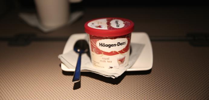 milk tea ice cream