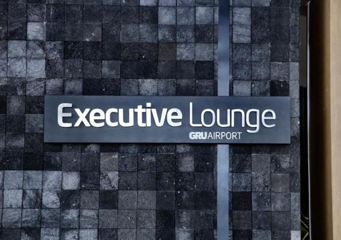 Executive Lounge Review GRU Airport