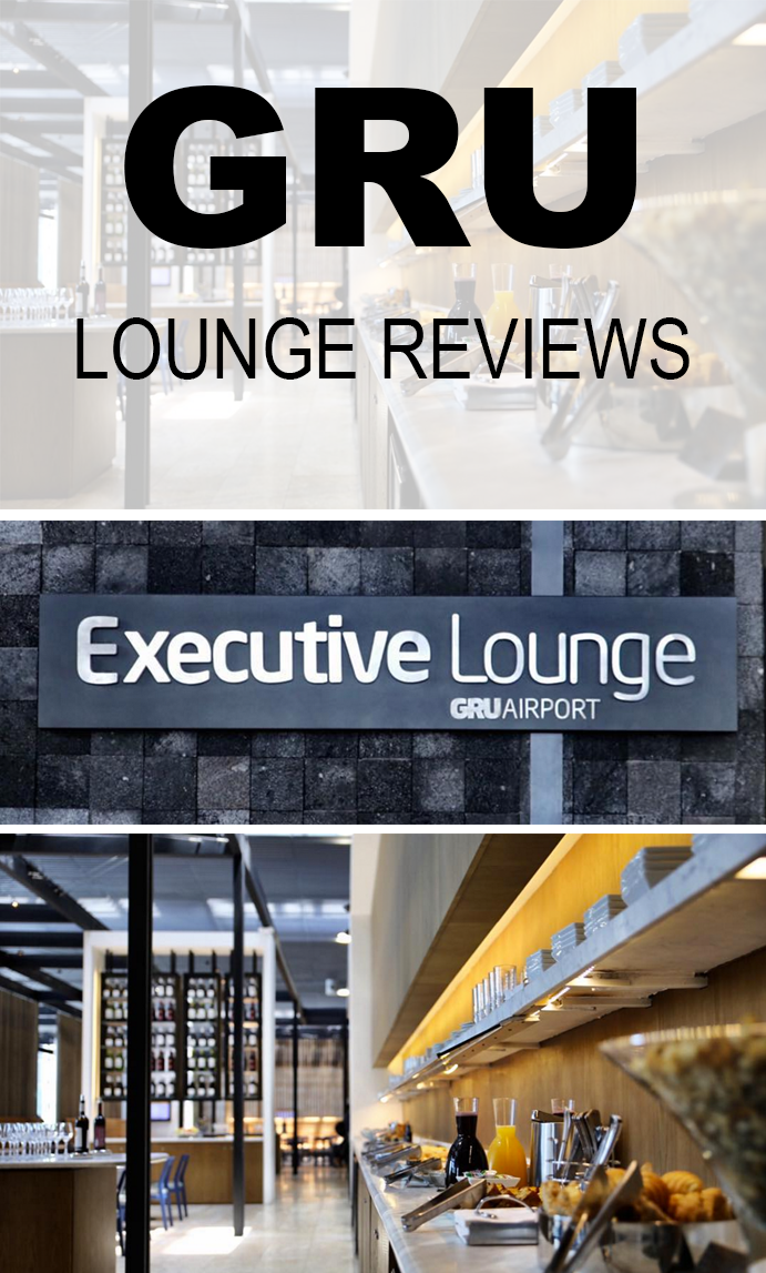This guy spent 60+ hours in the GRU airport, and reviewed every lounge! Wandering where to spend you time during you layover? This guy will tell you!